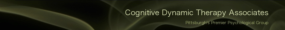 Welcome | Cognitive Dynamic Therapy Associates | Pittsburgh | Wexford